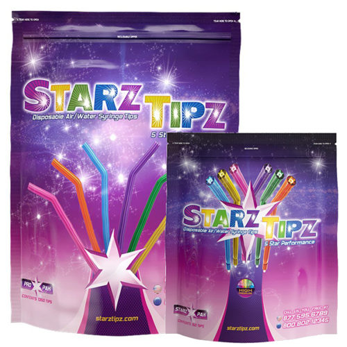 Starz Tipz HP pack 150